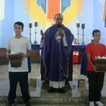 Missa de Oração Cura e Libertação - Março 2016