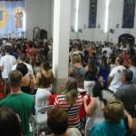 Missa de Oração Cura e Libertação de Fevereiro 2016
