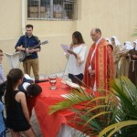 Missa de Domingo de Ramos - Março 2016