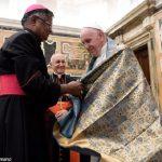 Divisão e dinheiro são armas do diabo, diz Papa