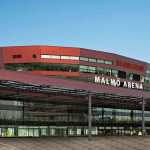 Papa na Suécia: juntos na esperança na Arena Malmö