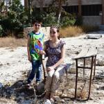 Crianças sírias entregarão petição pela paz à UE e à ONU