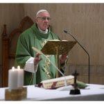 Papa: cristãos devem superar mentalidade egoísta