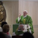 Que a vergonha vença a tentação da ambição, pede Papa
