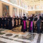 Papa: pastorzinhos de Fátima nos ajudam a acreditar e a amar