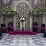 Papa destaca direitos humanos em audiência com embaixadores