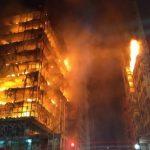 Arquidiocese de São Paulo expressa solidariedade às vítimas de incêndio