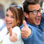 Otimismo e bom humor: propósitos de vida