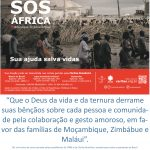 CAMPANHA SOS África, lançada pela CNBB em parceria com a Caritas Brasileira