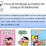 Curso de introdução ao Estatuto da Criança e do Adolescente