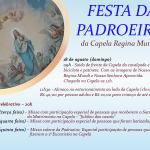 Festa da Padroeira - Capela Regina Mundi