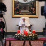 O Papa: não devemos ter vergonha de pedir, de rezar